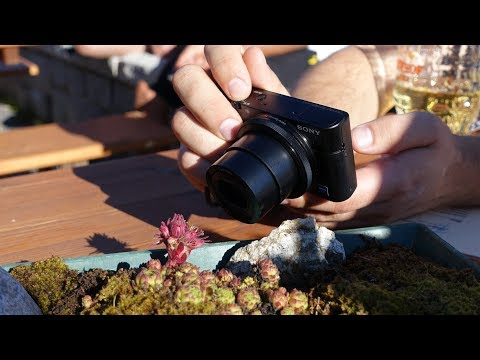 Sony RX100 M5 Review