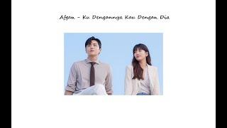 Download ♪ ` Ku dengannya kau dengan Dia - By Afgan ♪ ` One Hour Version
