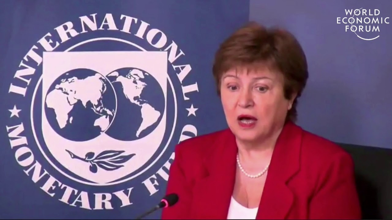 Great Reset | Kristalina Georgieva | How will history judge this ...