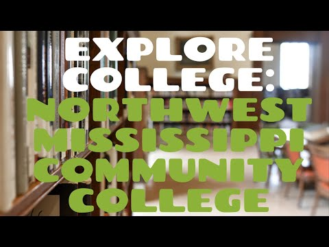 Northwest Mississippi Community College 3D Video
