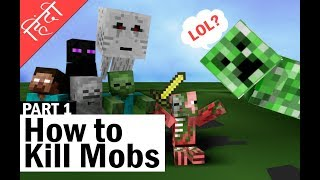 How to kill all Mobs? Tips & tricks | in Hindi | BlackClue Gaming