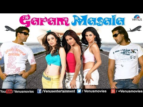 Garam Masala | Hindi Full movie | Akshay...