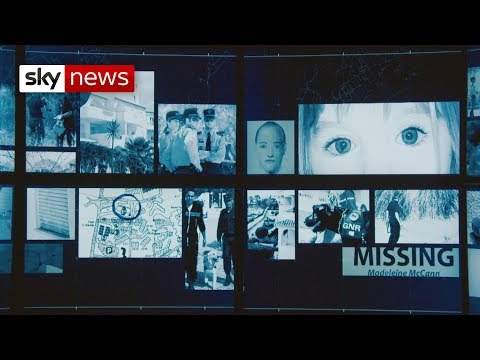 Searching for Madeleine: A Sky News documentary on the McCan