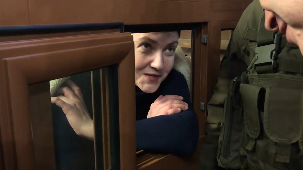 Савченко из тюрьмы: «При Порошенко будет третий майдан»