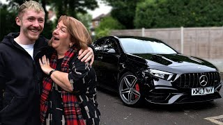 Surprising Mum with Dream Car...