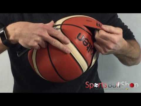 What's Inside a Match Quality Basketball?