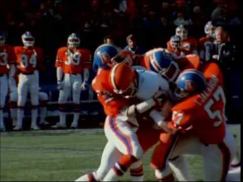1983 Browns at Broncos Game 14