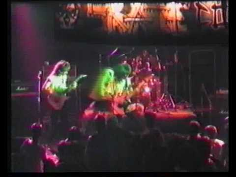 War Dance - Conmando 23/06/89