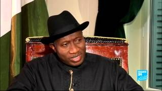 """Goodluck Jonathan, President of Nigeria - """"Nelson Mandela gave a lesson we all have to learn"""""""