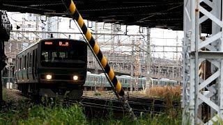 2020/04/27 【東京出場】 E231系 マト110編成 田端信号場 | JR East: E231 Series MaTo 110 Set after Inspection