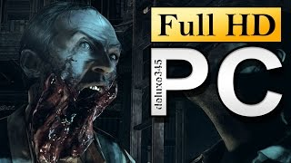 The Evil Within Gameplay (PC HD)
