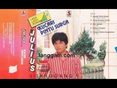 Julius Sitanggang   Danau Toba | Lagu Lawas Nostalgia | Tembang Kenangan Indonesia