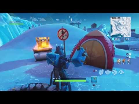Fortnite Dance In Different Forbidden Locations All 7 Locations