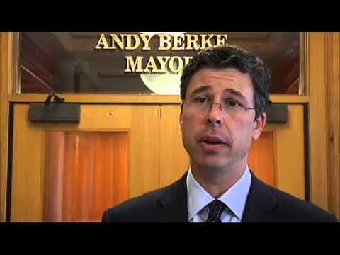 Mayor Andy Berke Reflects On POTUS Visit