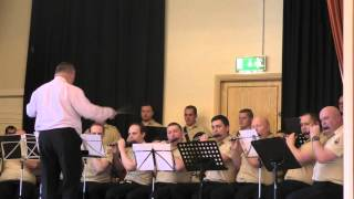 William King Memorial (Bond of Love) @ Shankill Road Defenders Melody Contest 2015