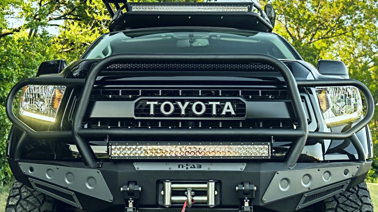 Custom Toyota Tundra