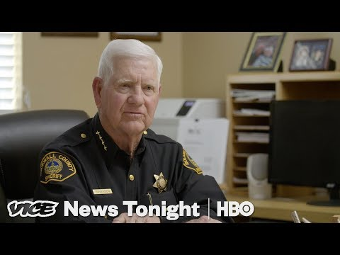 Civil Asset Forfeiture in Texas Creates An Unlikely Alliance (HBO)