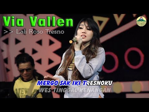 Via Vallen - Lali Rasane Tresno   |   (Official Video)   #music