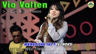 Gambar cover Via Vallen - Lali Rasane Tresno   |   (Official Video)   #music