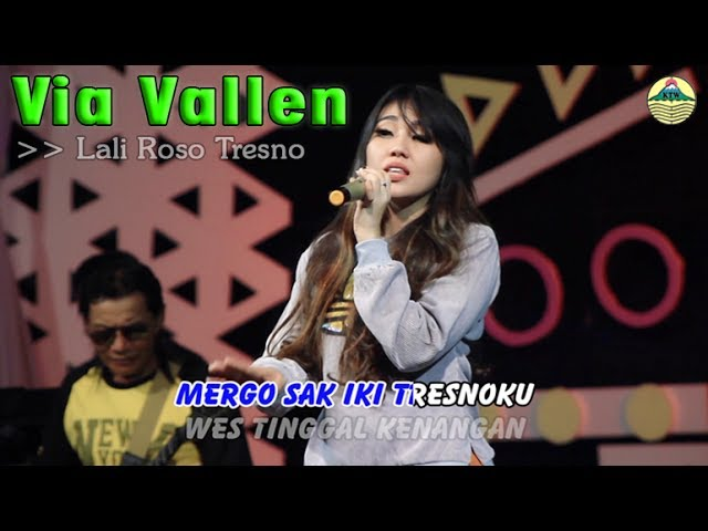 Via Vallen - Lali Rasane Tresno       (Official Video)   #music #1
