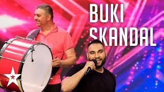 Buki Skandal set the show on fire│Supertalent 2019│Auditions