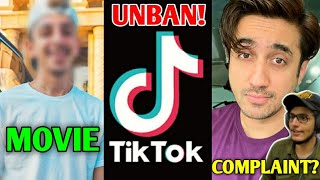 YouTuber In A MOVIE | Tik Tok UNBANNED! | Mumbiker Nikhil In TROUBLE?, Triggered Insaan on BBS, Raji