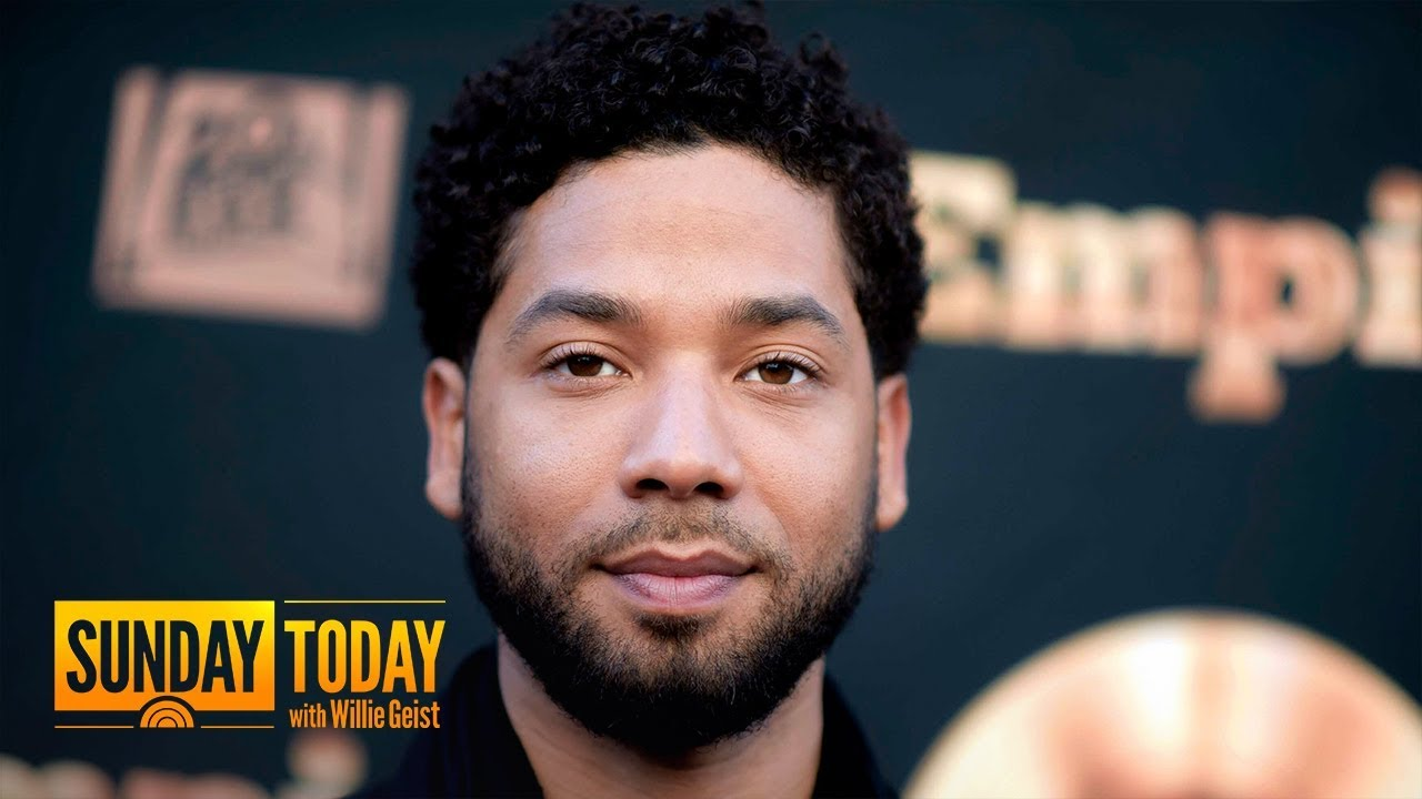 Police Investigating If Jussie Smollett Staged Attack Against Him | Sunday TODAY