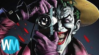 Top 10 Best DC Graphic Novels