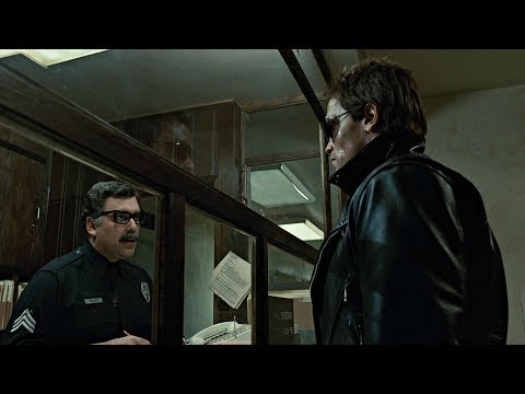 The Terminator - Police Station Shootout 4K