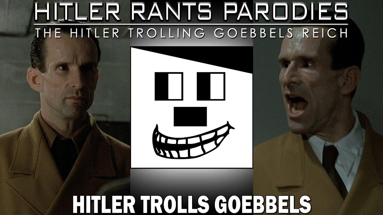 Hitler trolls Goebbels
