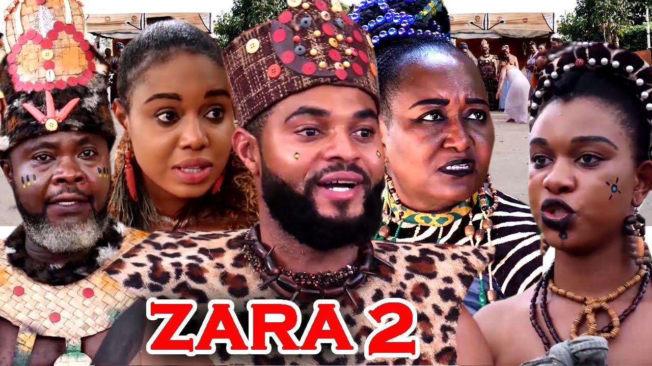 Download PRINCESS ZARA SEASON 2 - (New Movie) 2020 Latest Nigerian Nollywood Movie Full HD