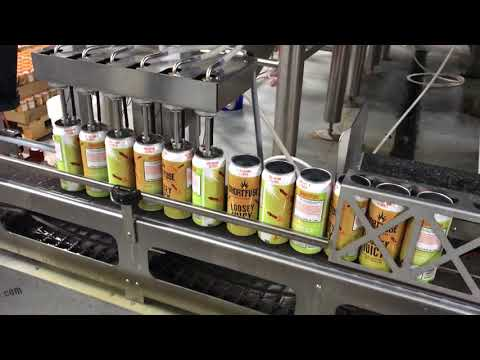 Short Fuse Brewery Chicago Illinois with HP45 Date Coder