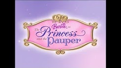 Barbie as The Princess and the Pauper: Product Advertisement