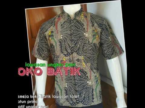 WA 0816355490, Batik Koko Al mia, Baju Koko Batik Al mia,