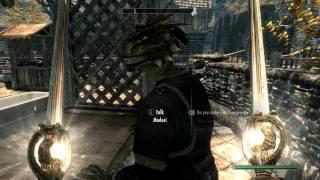 Skyrim Mod: Unrelenting Blade