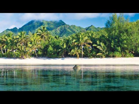 My Holiday In Rarotonga