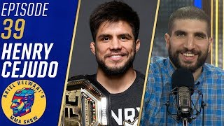 Henry Cejudo on TJ Dillashaw relinquishing belt, calls out Marlon Moraes | Ariel Helwani's MMA Show