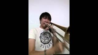 Bach 5G Trombone Mouthpiece