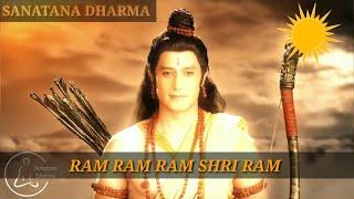 Ram Ram Ram Shri Ram Ram || Melodious Chanting || Sankat Mochan Mahabali Hanuman Bhajan-3