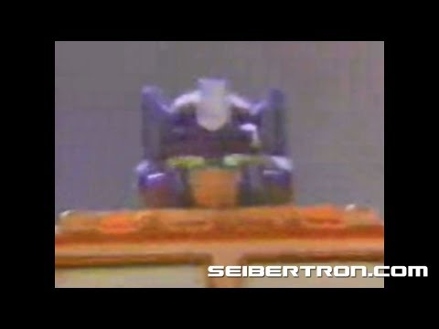 Transformers G2 Optimus Prime Generation 2 commercial #1 1993
