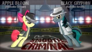 Smooth Criminal - Apple Bloom & Black Gryph0n Cover