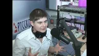 Открытая студия Русского радио в ТРК Родник 2012