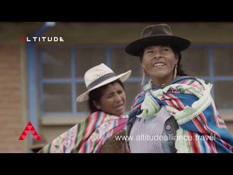 Sucre Tour in Bolivia - Altitude Travel