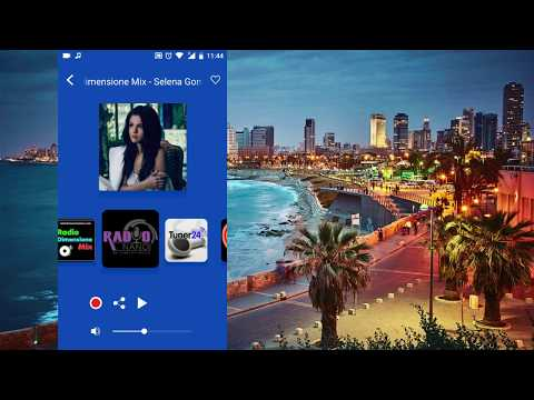 Israeli Radio Live (Online Mobile App For Android) / Best Radio Stations From Israel