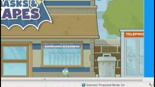 How to fly in poptropica and get a suit