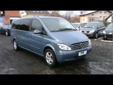 2007 Mercedes-Benz Viano 3.0 CDI Automatik Long