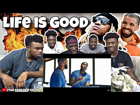 Future - Life Is Good  Ft. Drake (Reaction)