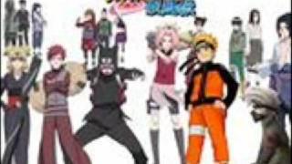 Naruto Shippuden - Blue Sky