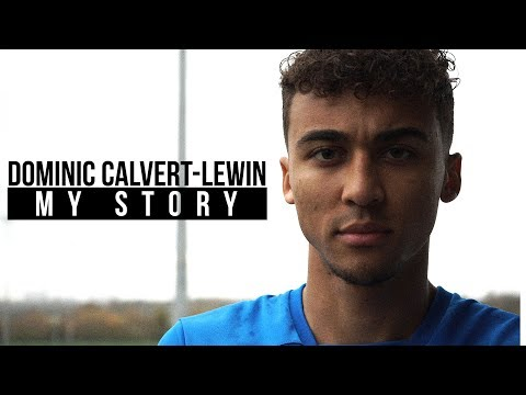 """Dominic Calvert-Lewin 