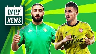 Why Nabil Fekir joining Betis is great news for Spurs ► Daily News